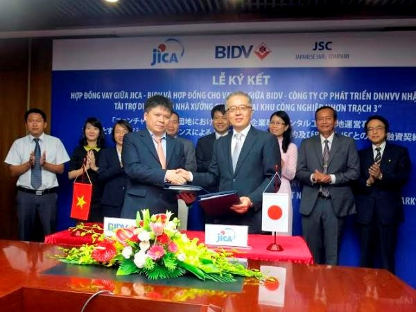 La JICA finance la construction des ateliers a Dong Nai hinh anh 1