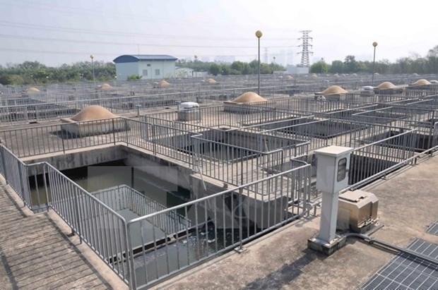 Approbation d'un projet de gestion des eaux usees hinh anh 1