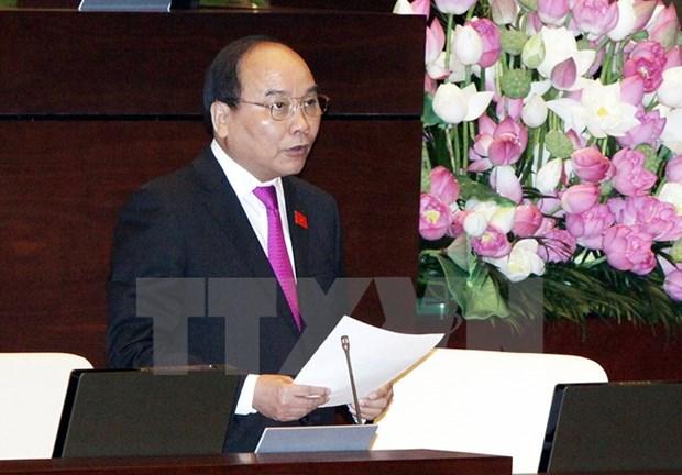 Groupe de travail pour le bilan de l'application de la loi anti-corruption hinh anh 1