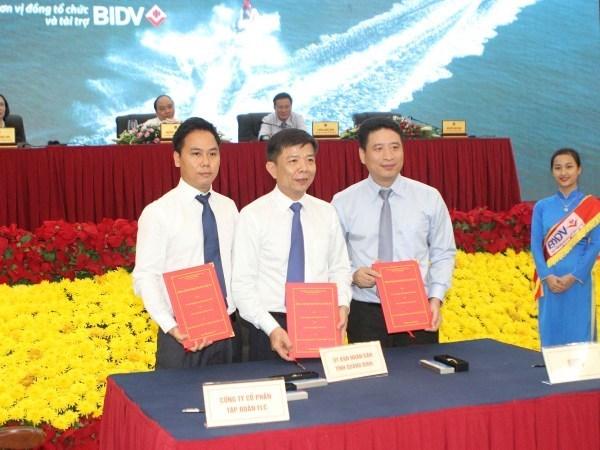 Quang Binh lance un appel a l'investissement hinh anh 1