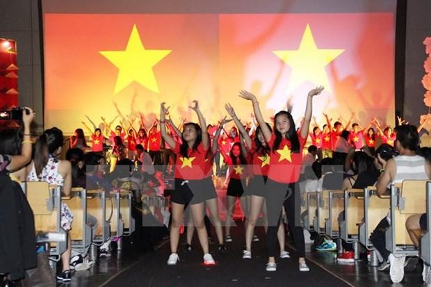 Colonie des jeunes Vietnamiens en Europe hinh anh 1
