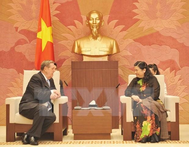 L'Etat vietnamien favorise les activites religieuses de ses citoyens hinh anh 1