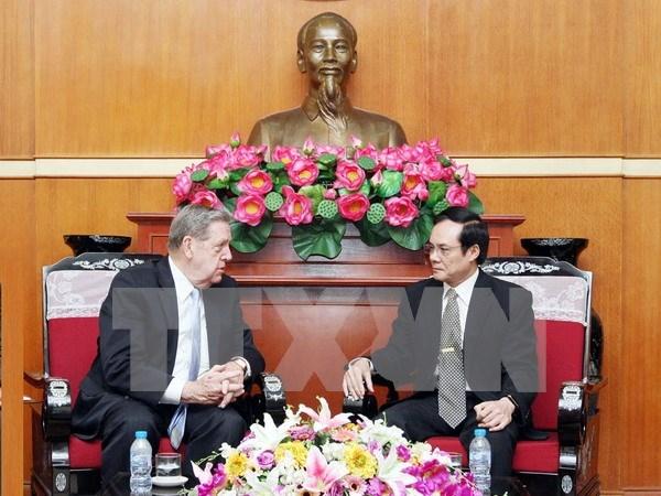 Le Vietnam encourage les religions a participer aux activites sociales hinh anh 1