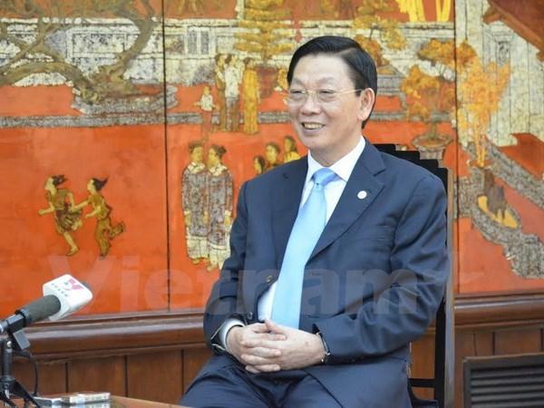 Hanoi evalue ses relations exterieures de 2011 a 2015 hinh anh 1