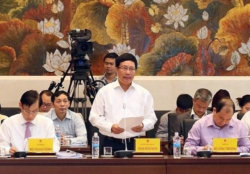 La naissance de la communaute de l'ASEAN profitera au developpement national hinh anh 1