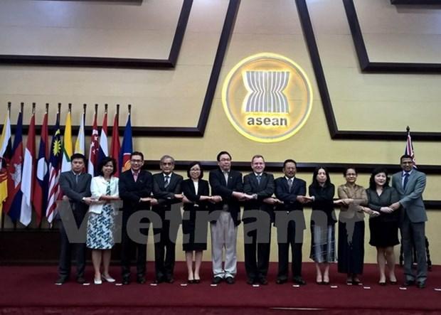 ASEAN et Australie renforcent leur cooperation hinh anh 1