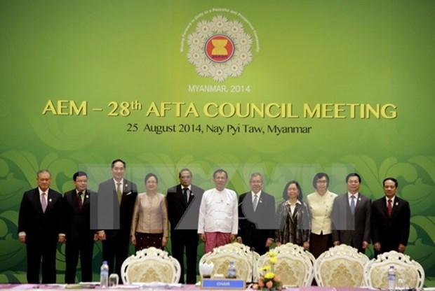 ASEAN : discussion du Plan de developpement apres l'instauration de l'AEC hinh anh 1