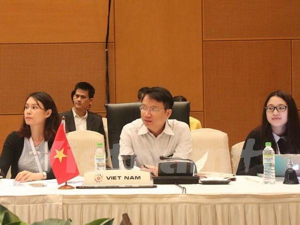 Preparatifs pour la 47e reunion des ministres de l'Economie de l'ASEAN hinh anh 1
