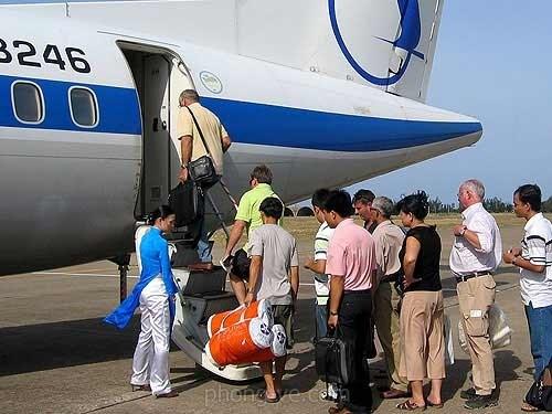 Phu Yen necessite de grands avions pour le decollage touristique hinh anh 2
