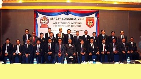 Le Vietnam elu vice-president de la Federation de football d'Asie du Sud-Est hinh anh 1