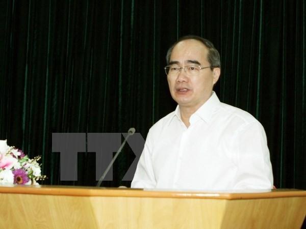 Rencontre des chefs d'organes de representation du Vietnam a l'etranger hinh anh 1