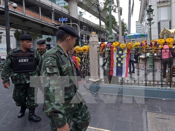 Le gouvernement thailandais s'engage a garantir la securite du pays hinh anh 1