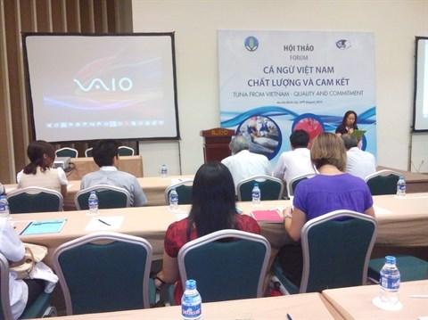 Thon vietnamien : qualite et engagement hinh anh 1