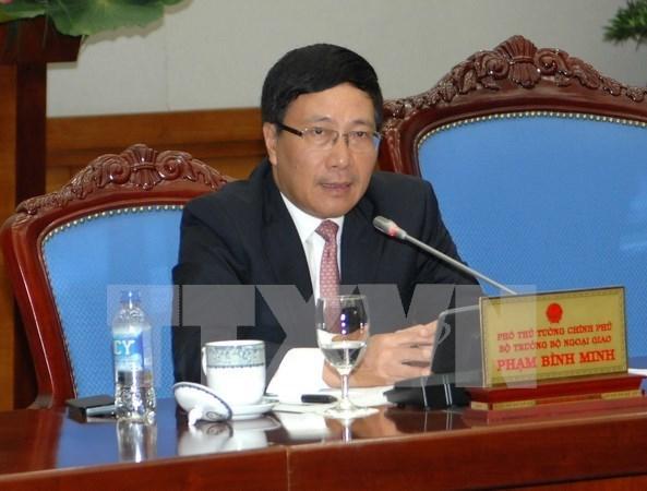 Creation du secretariat national et de trois sous-commissions de la Commission nationale de l'APEC hinh anh 1