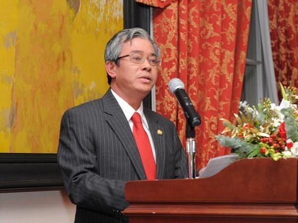 Celebration des 70 ans de la diplomatie vietnamienne aux Etats-Unis hinh anh 1