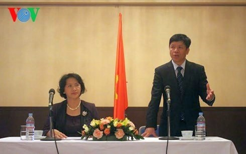 L'anniversaire de la diplomatie vietnamienne dans differents pays hinh anh 1