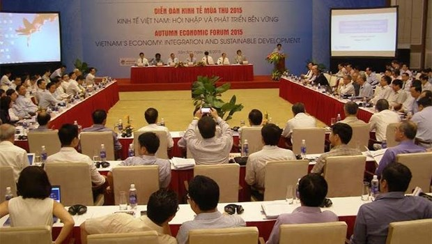 Forum economique d'automne : Economie vietnamienne - Integration et Developpement durable hinh anh 1