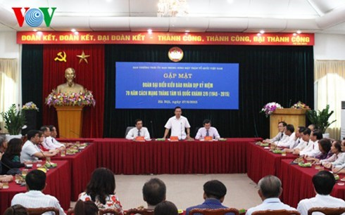 Les Viet kieu ont les yeux rives sur leur pays d'origine hinh anh 1