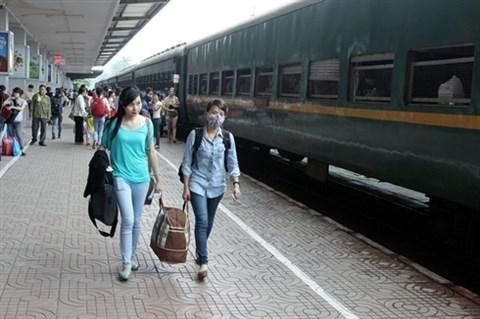 Reduction sur les billets de train pour la Fete nationale hinh anh 1