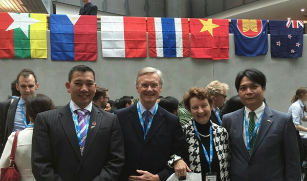 Forum sur l'ASEAN en Nouvelle-Zelande hinh anh 1