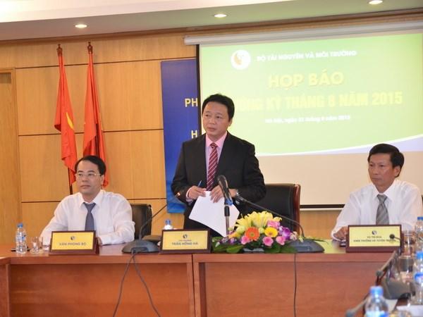 L'ASEAN se reunira au Vietnam sur l'environnement hinh anh 1