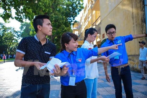 La campagne d'ete des jeunes permet d'ameliorer les infrastructures rurales hinh anh 1