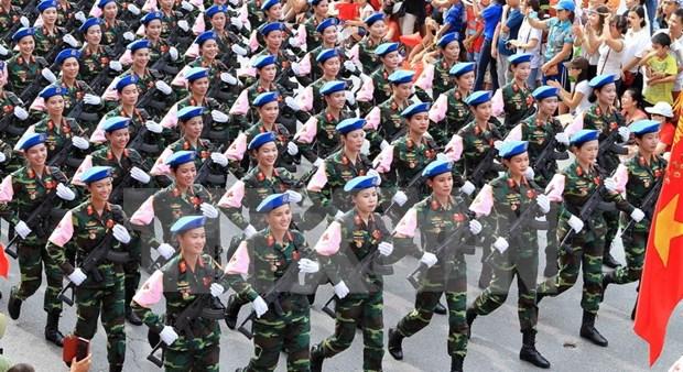 Le Vietnam celebre en grande pompe sa 70e Fete nationale hinh anh 9