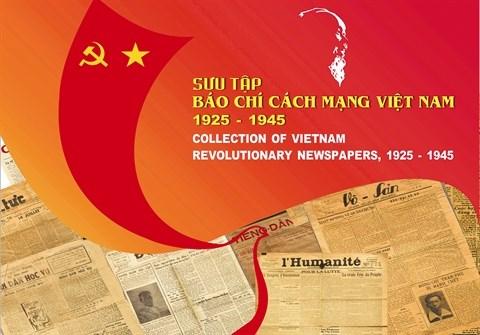 Revue de la presse revolutionnaire vietnamienne a la veille de la Revolution d'Aout hinh anh 1