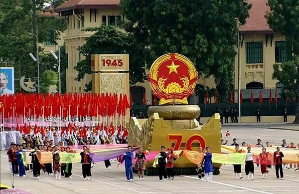 Le Vietnam celebre en grande pompe sa 70e Fete nationale hinh anh 3