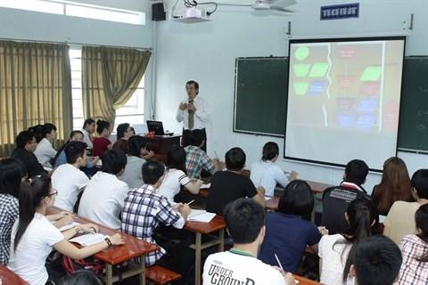 Plaidoyer pour le renouvellement de la formation universitaire au Vietnam hinh anh 1