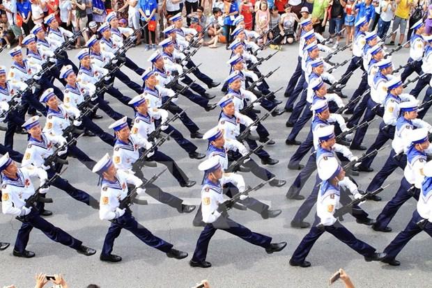 Le Vietnam celebre en grande pompe sa 70e Fete nationale hinh anh 8