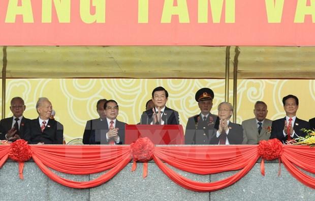 Le Vietnam celebre en grande pompe sa 70e Fete nationale hinh anh 2