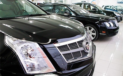 Montee en fleche des importations nationales d'automobiles finies hinh anh 1