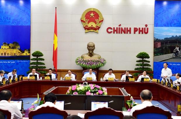 Gouvernement : stabilite de l'economie et controle de l'inflation hinh anh 1