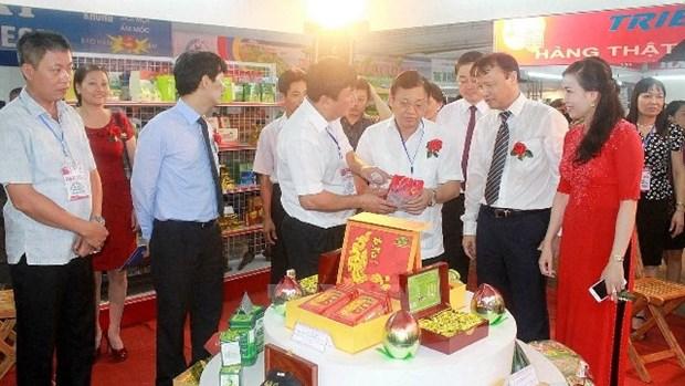 Ouverture de la Foire industrielle et commerciale du Nord-Est 2015 hinh anh 1