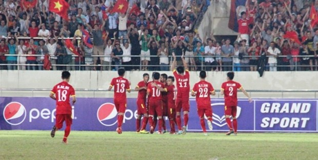 Championnat U19 d'Asie du Sud-Est : le Vietnam rencontrera la Thailande en finale hinh anh 1
