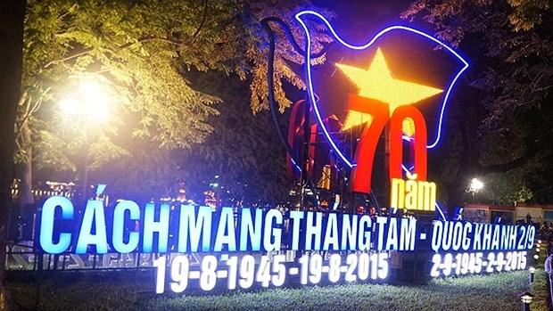 Parution du livre «Le Vietnam sur son chemin de developpement» hinh anh 1