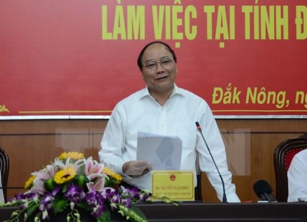 Dak Nong doit mobiliser toutes les ressources pour le developpement socio-economique hinh anh 1