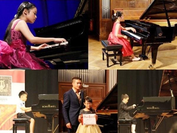 Ouverture du 3eme Concours international de piano de Hanoi hinh anh 1