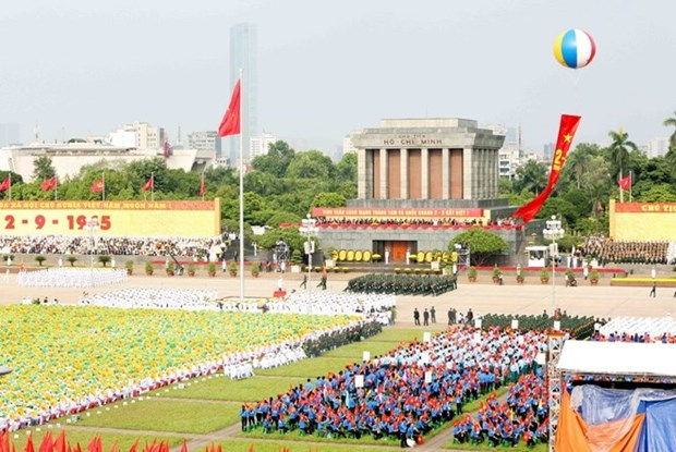 Messages de felicitations de pays a l'occasion de la Fete nationale hinh anh 1