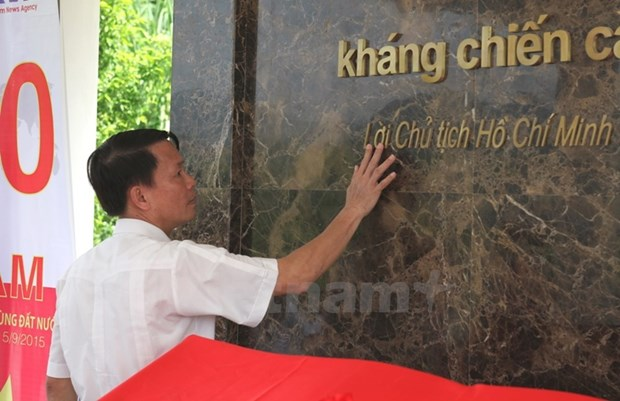 VNA : « Retour a la source » a Tuyen Quang hinh anh 1