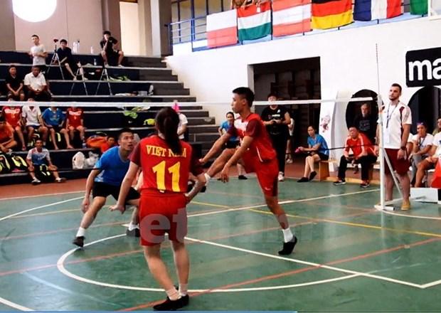 Vietnam : champion du monde de plumfoot hinh anh 1