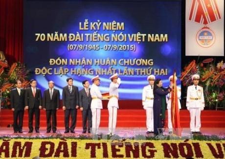 La VOV celebre son 70eme anniversaire de naissance hinh anh 1