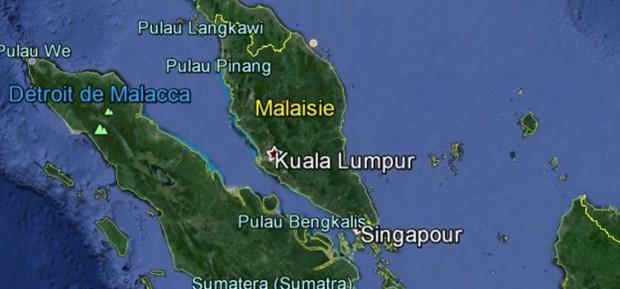 Le bilan du naufrage d'un bateau en Malaisie s'alourdit a 50 hinh anh 1