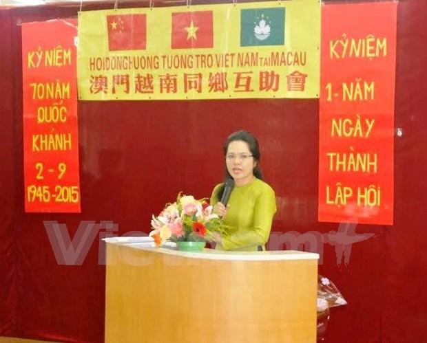 Poursuite des activites de celebration de la Fete nationale a l'etranger hinh anh 1