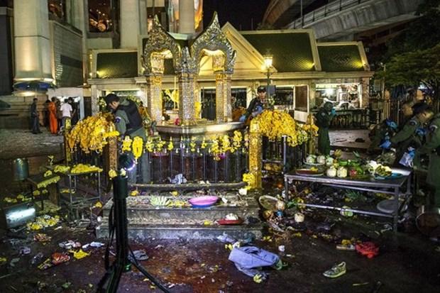 Nouveaux details sur l'attentat de Bangkok hinh anh 1