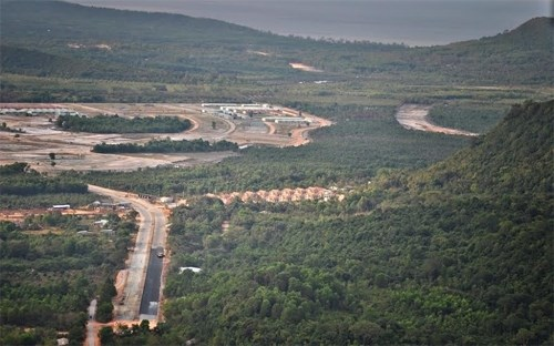 Phu Quoc delivre la licence d'investissement a 164 nouveaux projets hinh anh 1