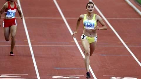 Athletisme : le Vietnam remporte deux medailles d'or en Thailande hinh anh 1