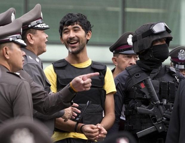 Attentat de Bangkok : la police determine la nationalite d'un suspect hinh anh 1