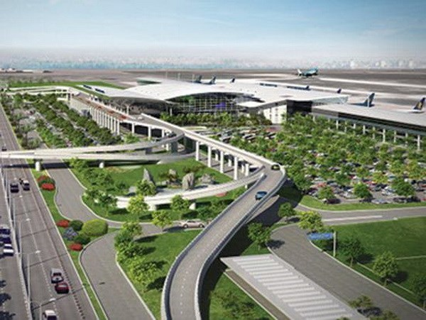 L'aeroport international de Long Thanh figure sur la liste des projets de pointe hinh anh 1